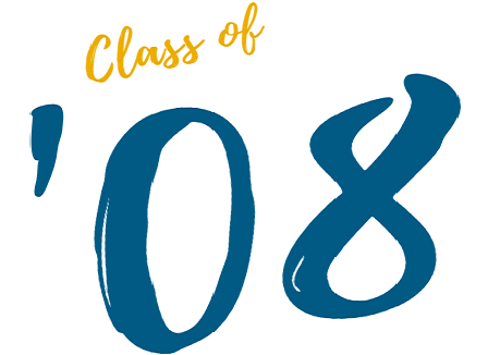 Class of 2008 Reunion - June 16-17, 2018 - read more >>>