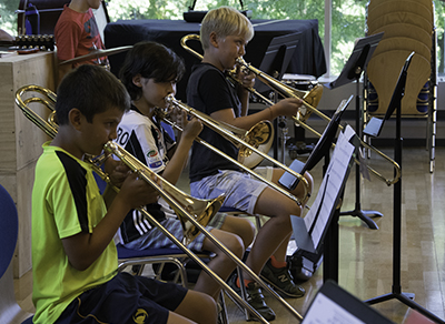 Lower School music